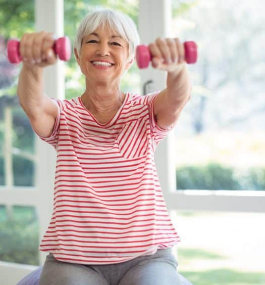 Take Charge of Independence It's Time to Retain Strength and Mobility During Self-isolation