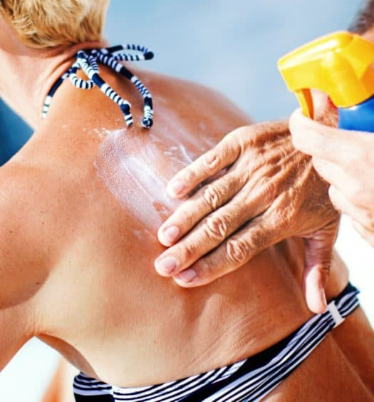 7 Little Known Truths About Sunscreen and the Senior Woman