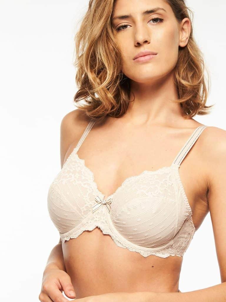 Rive Gauche Full Coverage Unlined Bra from Chantelle