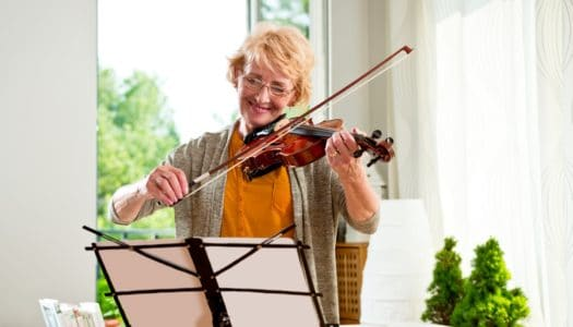 Does Learning a Musical Instrument Maintain Brain Health?