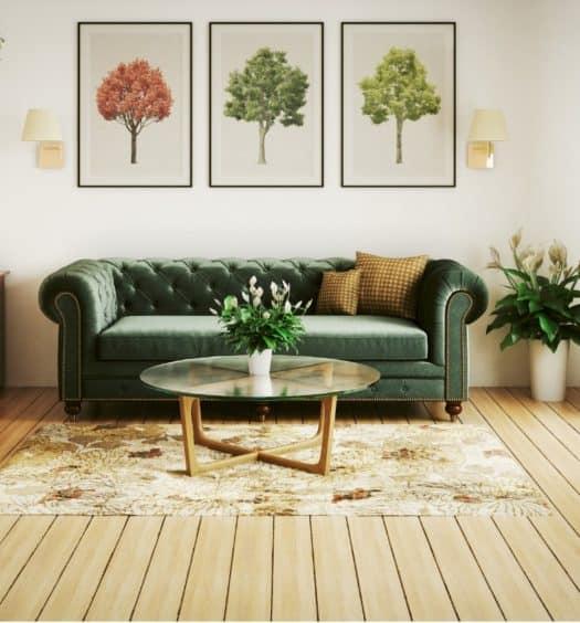 Interior Design with Vastu