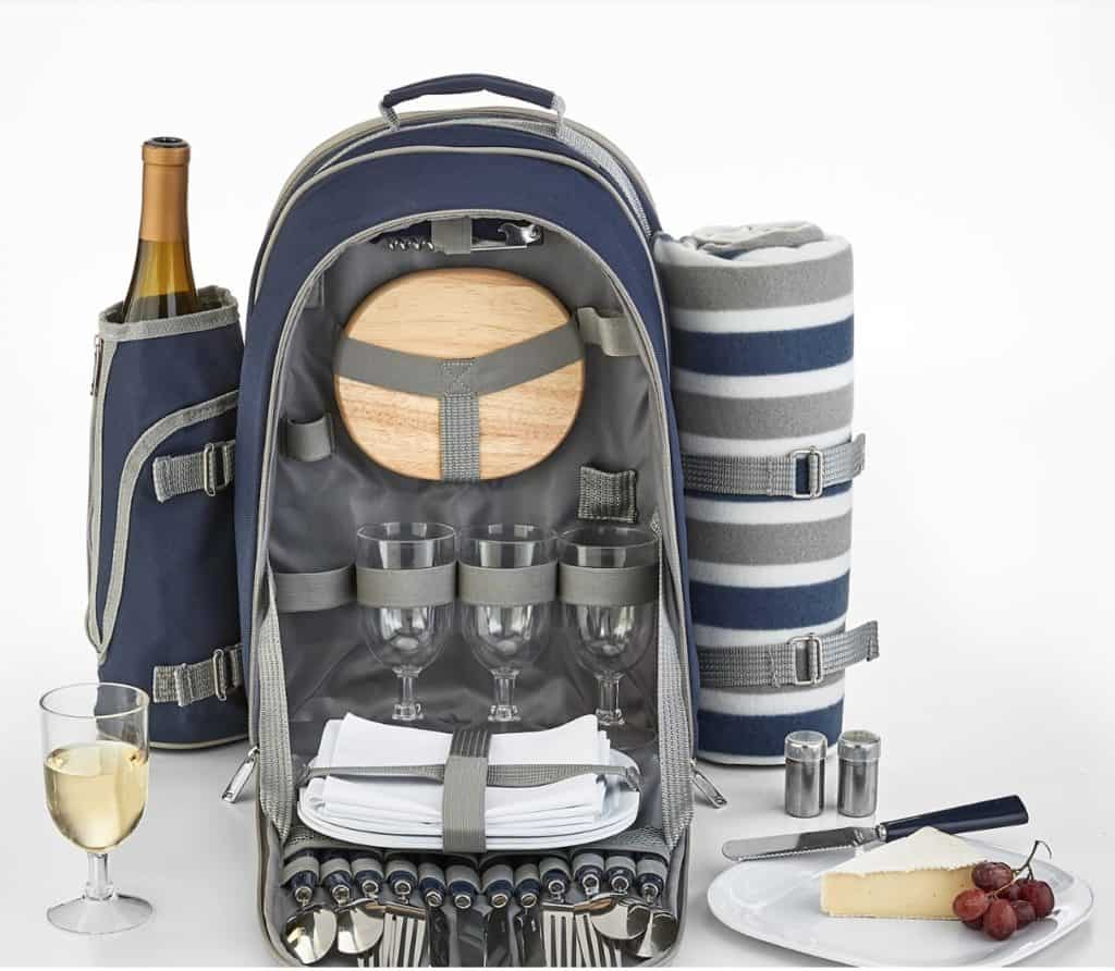 A Picnic Backpack