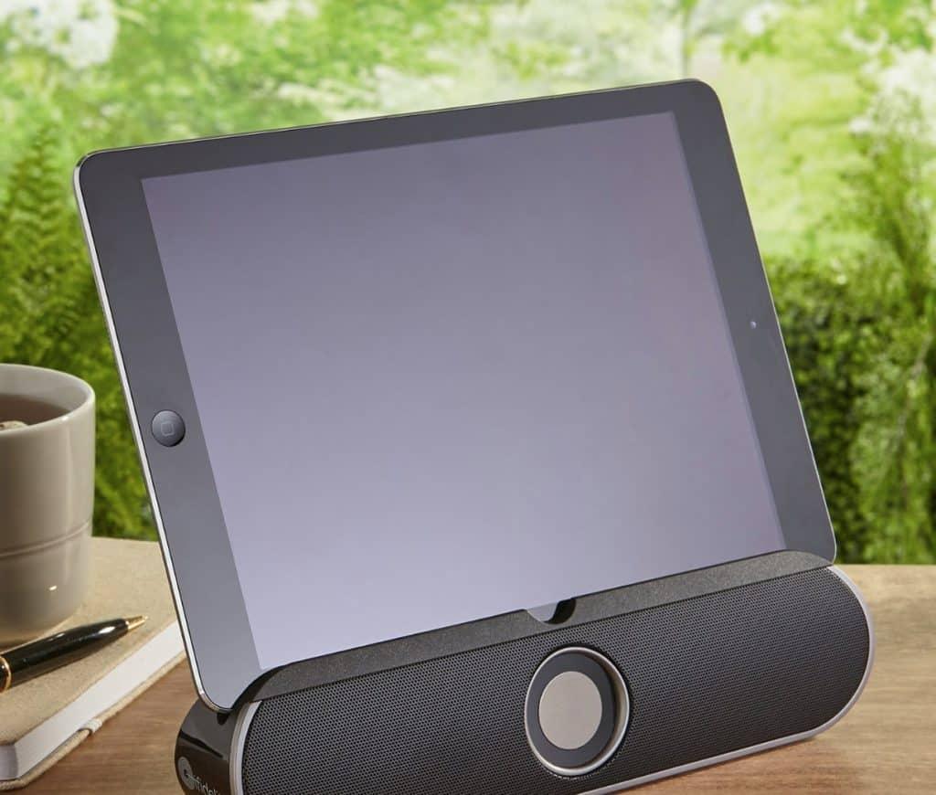 Bluetooth Speaker-Stand