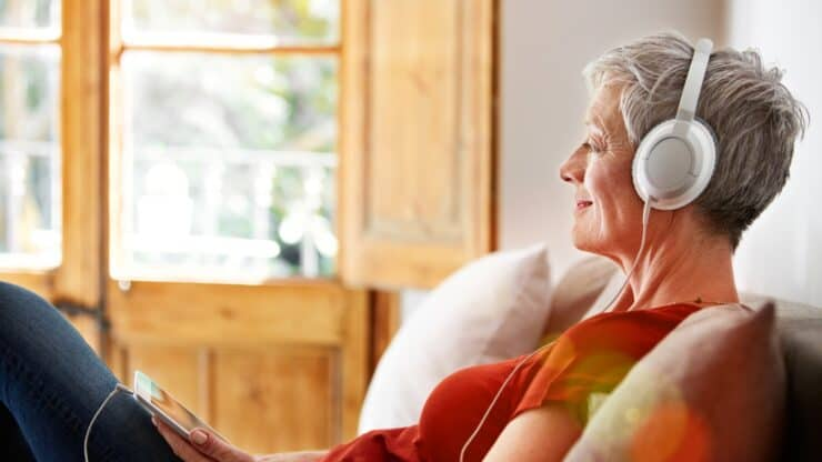 music listening health benefits