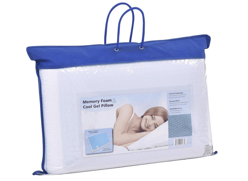Classic Brands Gel Memory Foam Pillow
