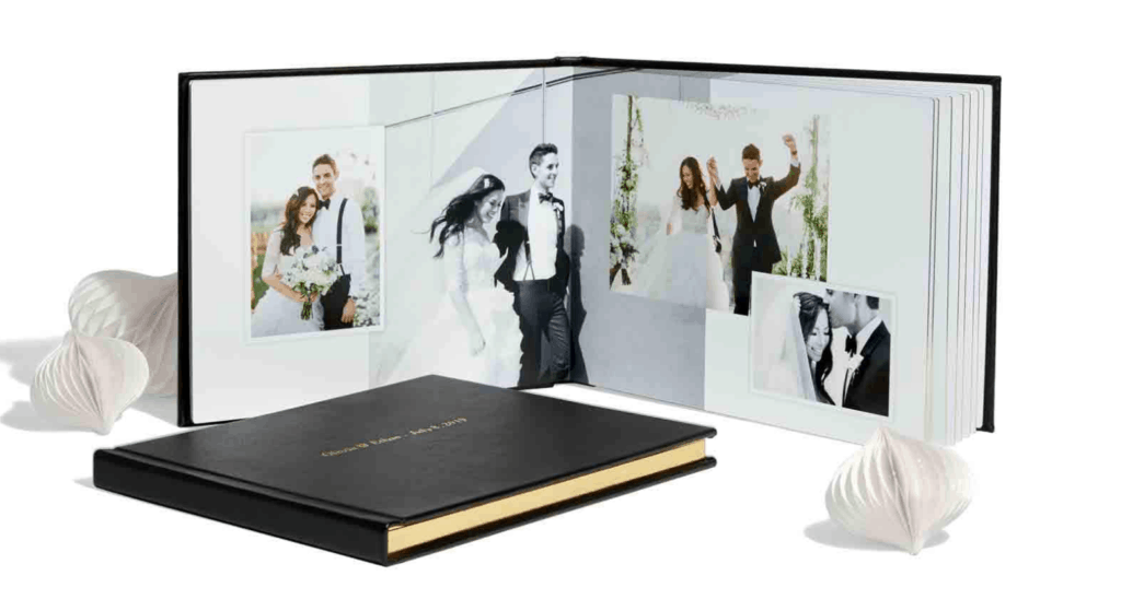 Create a Photo Book of Memories