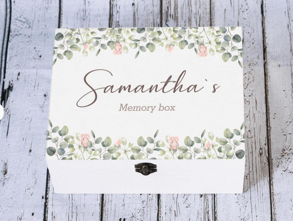 80 Happy Memories – Memory Box