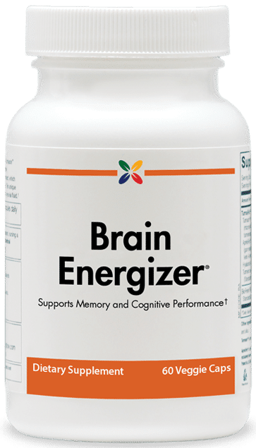Improve Brain Function with Brain Energizer® Complex
