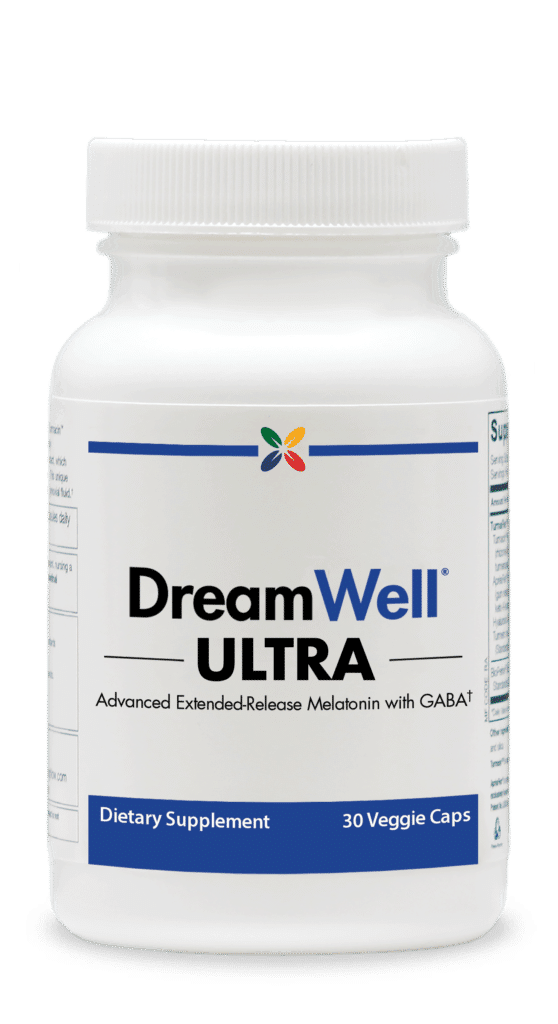 Tackle Poor Sleep with DreamWell® ULTRA