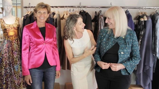 Fashion for Women over 60 - Dress the Part with Melanie Page