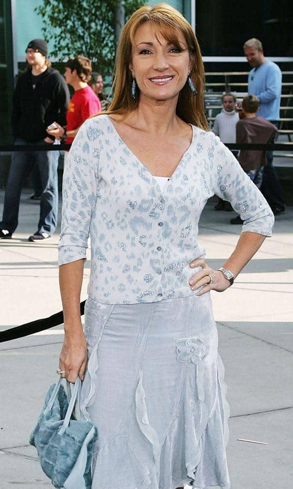 Jane Seymour at Austenland Premier. Photo Credit: Getty Images