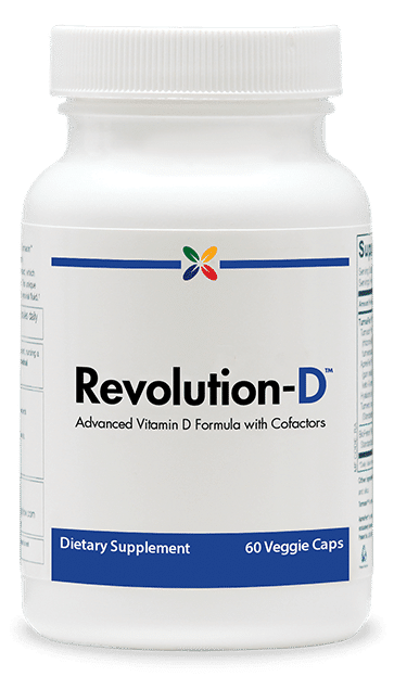 Bone Health and Strong Immune System with Revolution-D™ Complex