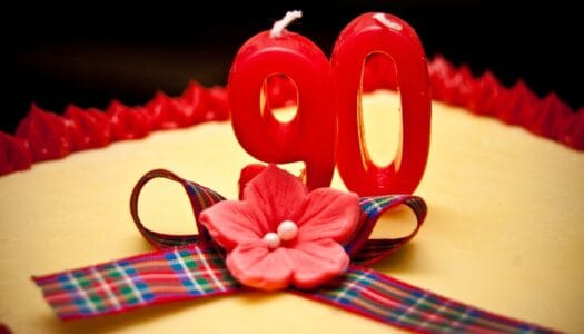 7 Meaningful 90th Birthday Gift Ideas