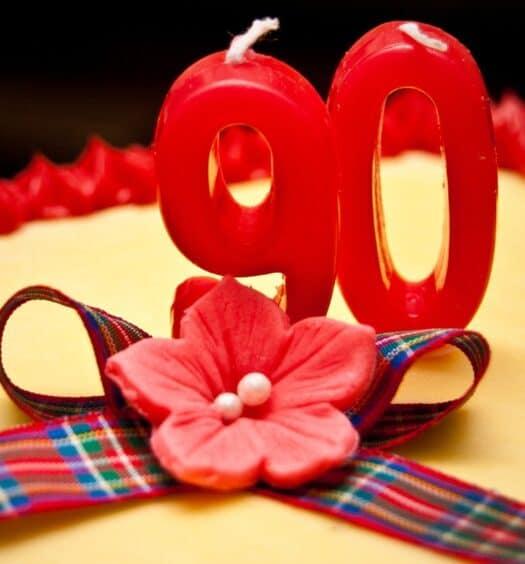 90th birthday gifts
