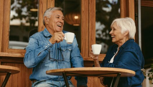 Dating After 60: In Praise of the Third Dimension
