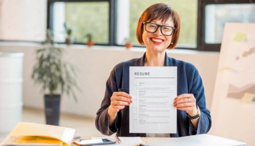 Over 60 and Looking for a Job? Make Sure Your CV Beats the Algorithms
