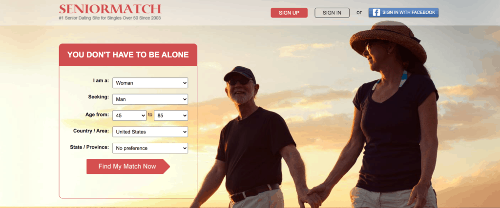 Senior Proximeety Dating Website)