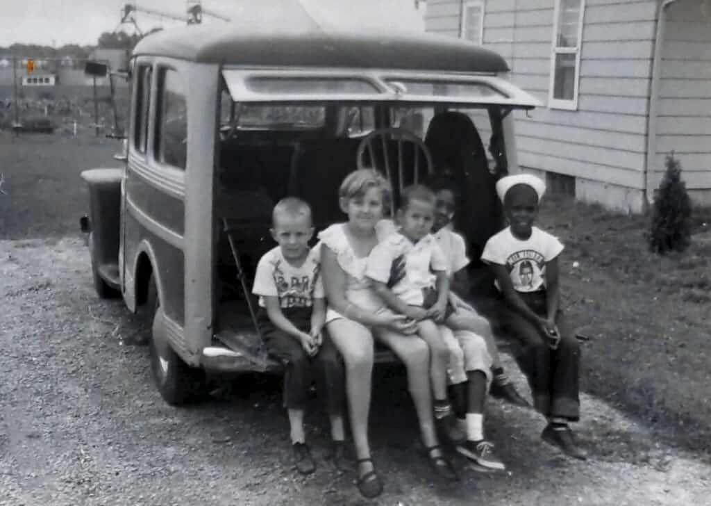 woodie wagon