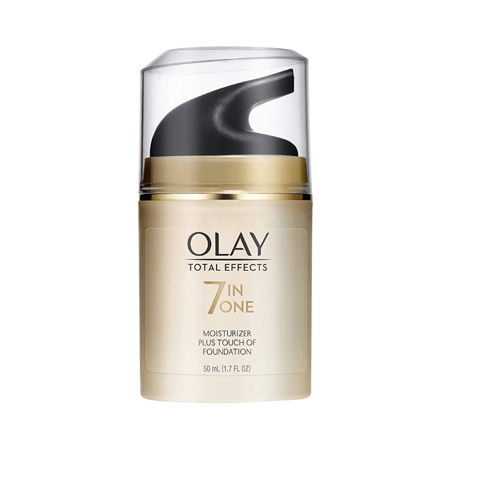 Olay Total Effects Face Moisturizer + Touch of Foundation