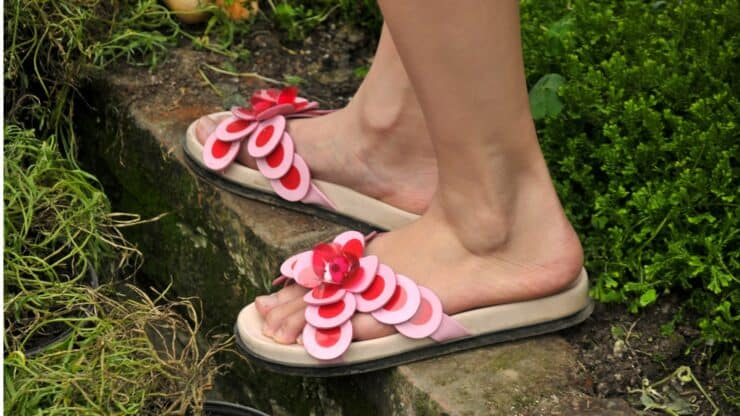 8 sandal styles for older women