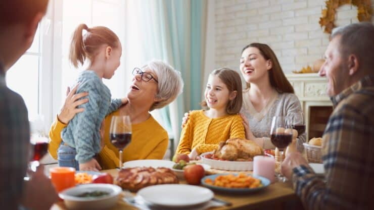 living with senior parents or adult children
