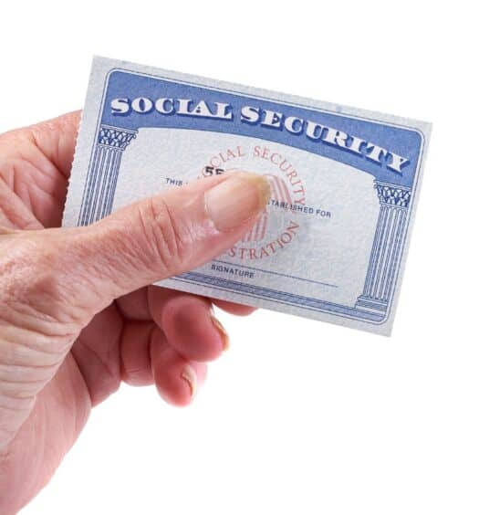 living on social security resources