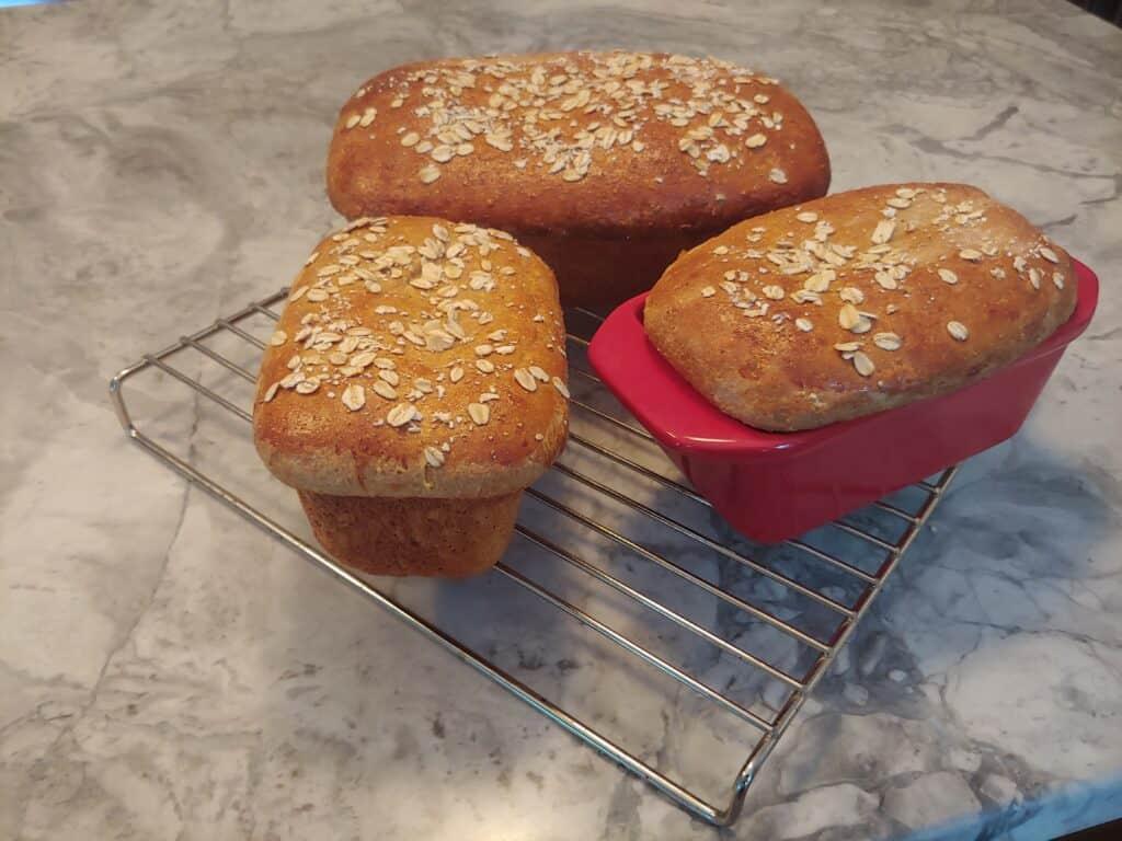 original VIM recipe bread