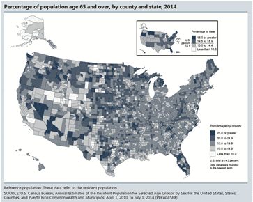 Older Populations Are Everywhere