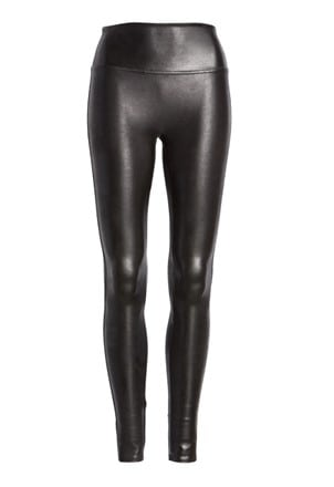 Faux Leather Leggings from Spanx