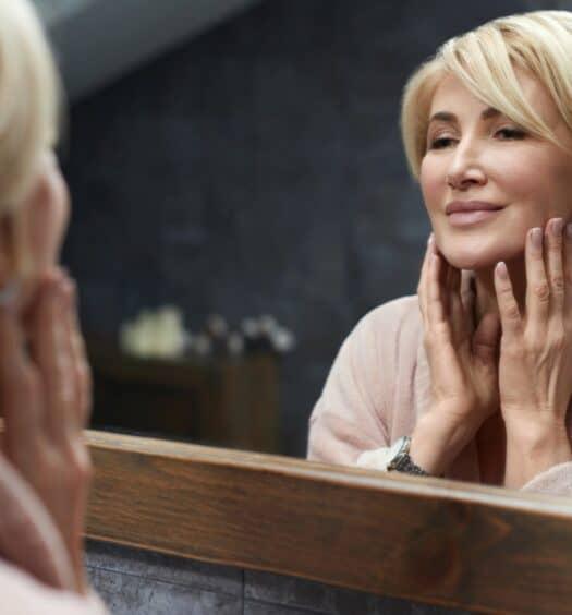 mature skin care routine