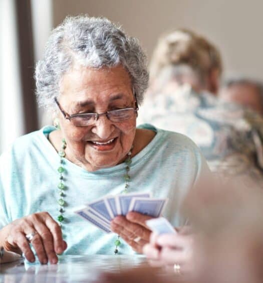 signs to move into an assisted living facility