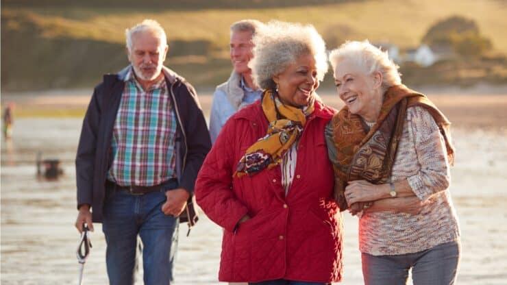 aging statistics in America