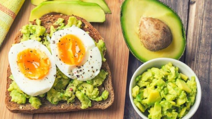 avocado toast recipes