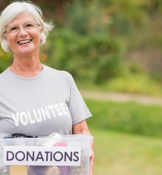 volunteer fundraising