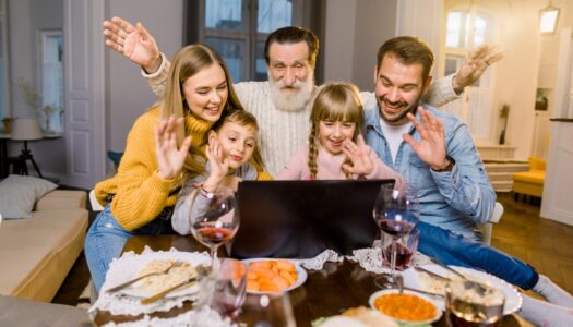 Facing a Lonely Thanksgiving? Try My 6 Ideas for Planning a Virtual Socially Distanced Celebration