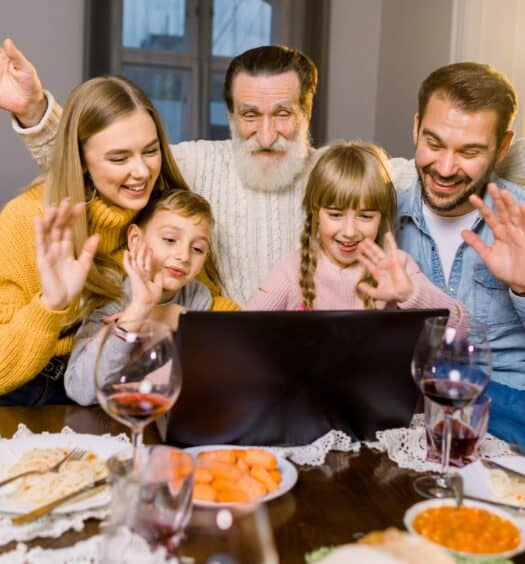 Celebrating Thanksgiving Virtually