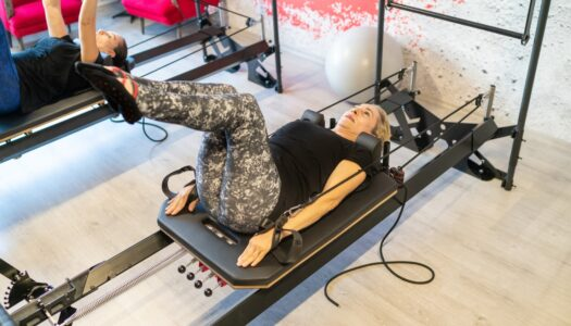 Starting Pilates at 60: An Efficient and Safe Way to Exercise