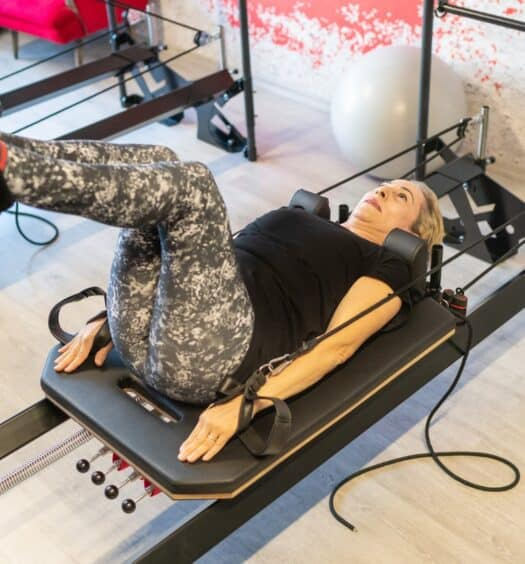 starting pilates at 60