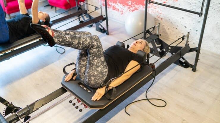 starting pilates at 60