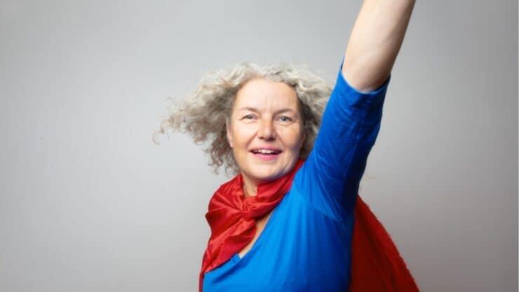 superheroes don't retire