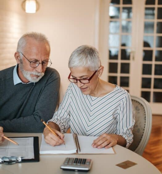 turning retirement finances upside down
