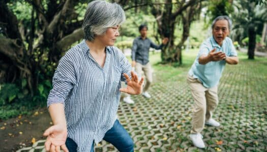 What Is Tai Chi and Why It's Good for Seniors