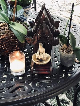 From Thailand – A Spirit House
