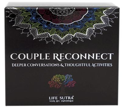 Couple Reconnect Conversation Cards