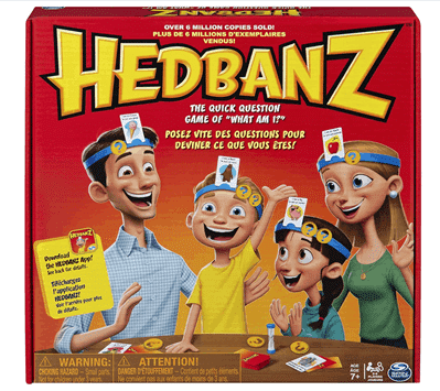 Hedbanz Picture Guessing