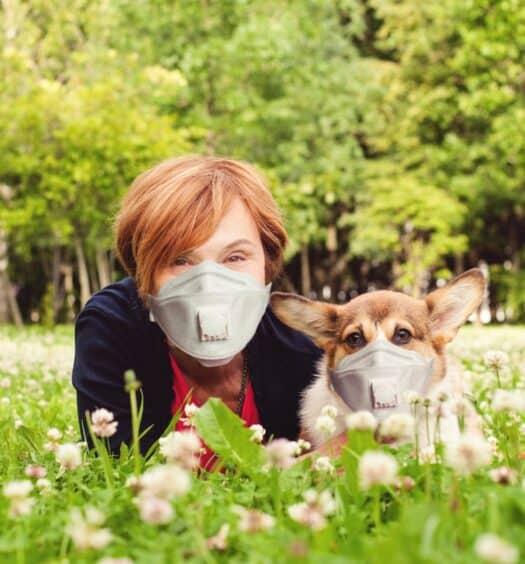 pandemic puppy wisdom