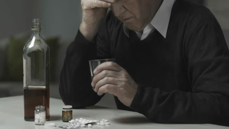 Addiction Amongst Seniors During the Pandemic