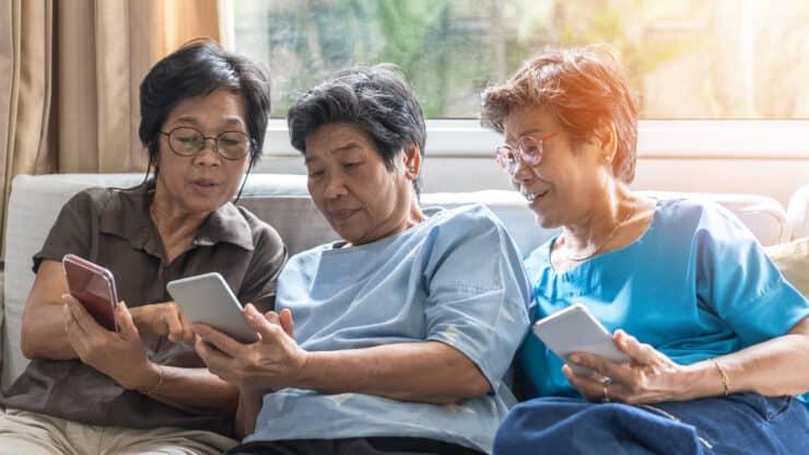 Cell Phone Senior Discounts
