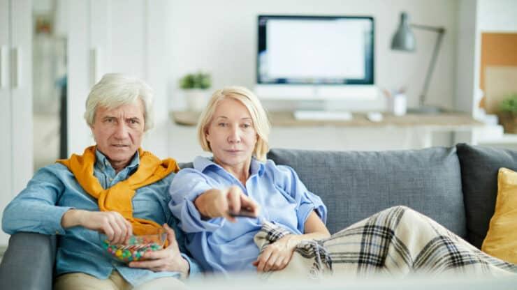 Senior Internet Phone TV Discounts