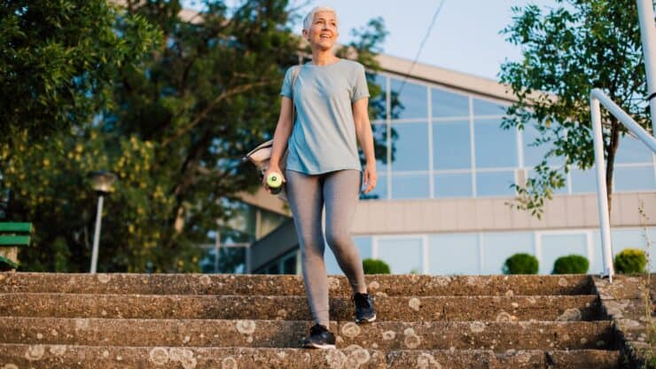 Essential Knee Exercises for easy and pain-free stair climbing